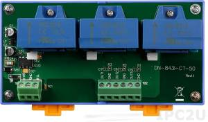 DN-843I-CT-50 3-channel 50 A Current Transformer (RoHS)