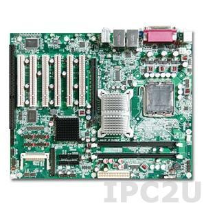 IMB-9719ISA ATX Socket LGA775 Intel Core 2 Quad CPU Card with VGA, G41+ICH7R Chipset 2xG-LAN, LPT, Audio, 6xCOM, 8xUSB, 4xSATA, RAID 0,1,5,10, 5xPCI,1xISA/PCI combo Slot 1xPCI Express x16 Expansion Slots