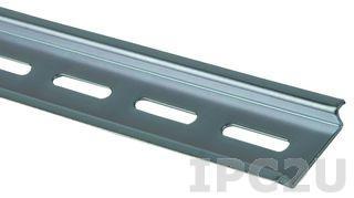 SCMXRAIL1-02 DIN EN 50022-35 x 7.5 (slotted steel), 2 meter length