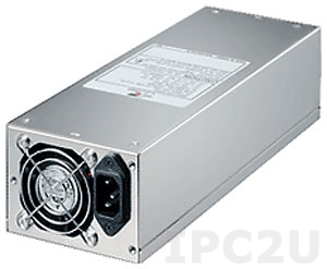 ZIPPY P2G-6460P 2U AC Input 460W ATX Industrial Power Supply, EPS12V, with Active PFC, RoHS