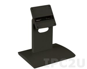 "STAND-C12 5.7""..12.1"" VESA 100x100mm, 75x75mm PPC/Monitor Stand, support up to 7.5kg, Blackcolor"