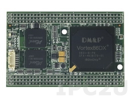 VDX-DIP-ISARD Vortex86DX SOC DIP-204 ISA Module, Add-on-Card