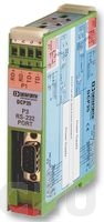 DCP35-P Signal Powered DIN Rail Modem, 1 Channel