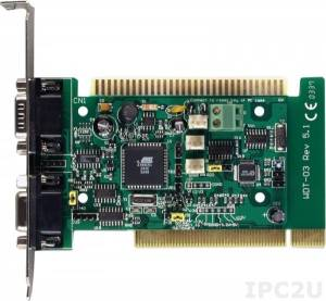 WDT-03 ISA/PCI Intelligent Watch Dog Timer Card