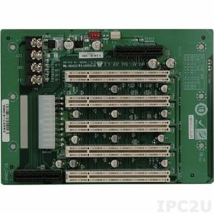 HPE-6S1 6 Slots PICOe Backplane w/1xPICOe/4xPCI/1xPCI Express x4
