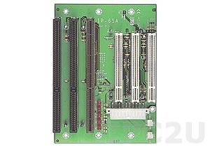 IP-6SA-RS 6 Slots PCISA ATX Backplane w/1xPCISA/2xISA/3xPCI, RoHS