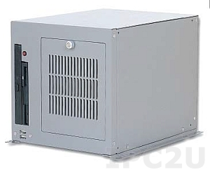 PNC-5063-05P-A1501 6 Slot Chassis Node for half-size PCI card with 5 slot PCI backplane. 150W PFC PSU.w/CDROM/FDD