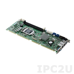 PEAK-887VL2 PICMG 1.3 Intel Core i3/i5/i7 LGACPU Card, Intel Q87 Chipset, up to 16GB DDR3/DDR3L 1066/1333/1600, VGA, 2xGbE LAN, 6xSATA, 8xUSB, 4xCOM