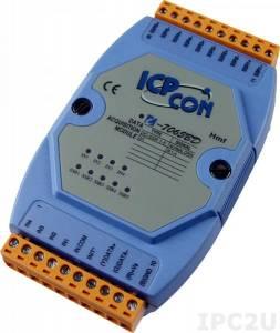 I-7065BD Isolated Digital I/O Module w/LED Display