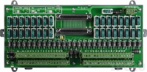 DN-DI-32DW Termination board for digital input with high EMS protection and removable fuses (RoHS)