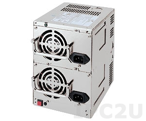 ZIPPY RHD-6460P 460+460W PS/2*2 Redundant AC Input Power Supply, EPS12V, with Active PFC, RoHS