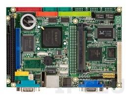 """VDX-6326RD 3.5"""" Vortex86DX 800MHz SoC CPU Board with 256MB RAM, 4xCOM, 3xUSB, VGA, LVDS, AUDIO, 3xLAN, GPIO, FDD, CF Socket, Operating Temp -20...70 C"""