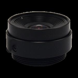 PLEN-0119 Fixed Focal f2.8mm, Fixed Iris F2.0, Manual Focus, D/N, Megapixel, CS Mount Lens
