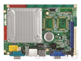 "VMXP-6427-3BS1 Vortex86MX+ 800MHz 3.5"" CPU Module 512MB/7S/4USB/VGA/LCD/LVDS/AUDIO/LAN/GPIO/CF/PWMx16/512MB NAND Flash"