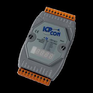 I-7016D 2 Channels Strain Gauge Input Module w/LED