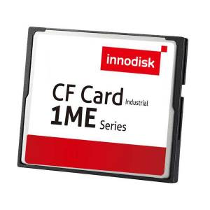 DECFC-32GD53RC1DC 32GB Industrial CompactFlash Card iCF 1ME, MLC, Standard Temperature 0..+70C
