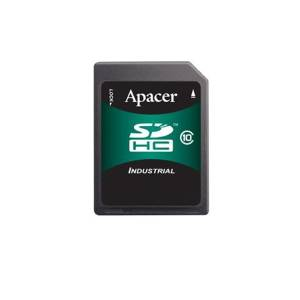 AP-ISD512CS2A-3T APACER Industrial Secure Digital, 512MB, SLC, operating temperature 0..70 C